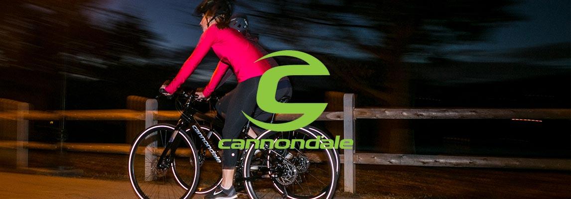Cannondale citypyörä - Ski Out Bike - Ystävällisen ja asiantuntevan palvelun erikoisliike