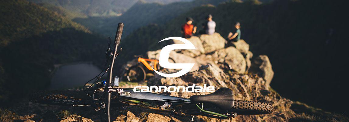 Cannondale maastopyörä - Ski Out Bike - Ystävällisen ja asiantuntevan palvelun erikoisliike