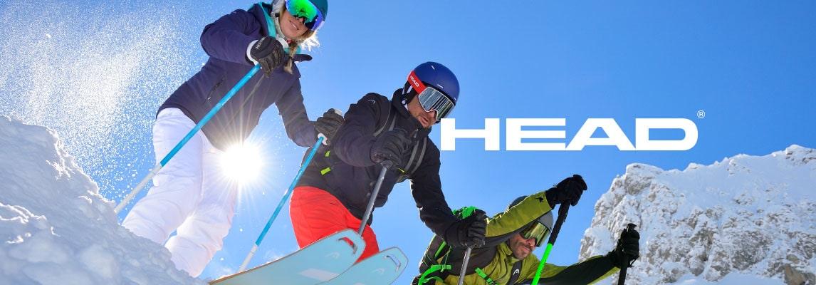 Head - Ski Out - Ystävällisen ja asiantuntevan palvelun erikoisliike