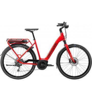 Cannondale Mavaro Active City 2019 sähköpyörä punainen