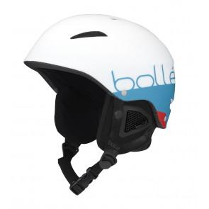 Bollé B-style 2019 matt white/blue