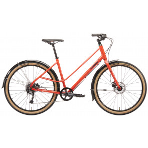 Kona Coco 2020 naisten hybridipyörä