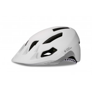 Sweet Protection Dissenter Helmet Matte White 2019