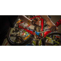 Polkupyörän ensihuolto
