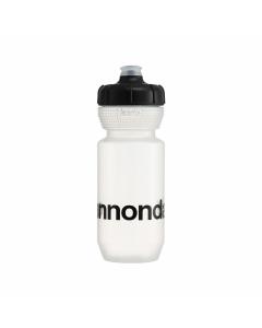 Cannondale Logo Gripper Bottle 600 ml juomapullo musta/valkoinen