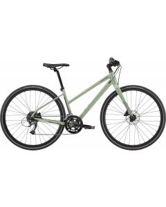 Cannondale Quick Women's 3 Remixte 2021 naisten fitness-pyörä