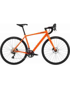 Cannondale Topstone 1 2021 gravel-pyörä oranssi
