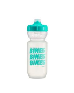 Fabric Gripper Bikes Bikes Bikes Bottle 600 ml juomapullo musta