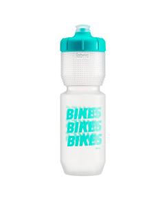 Fabric Gripper Bikes Bikes Bikes Bottle 750 ml juomapullo turkoosi