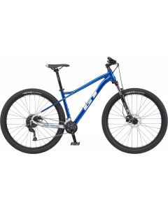 GT Avalanche Sport 2021 maastopyörä sininen
