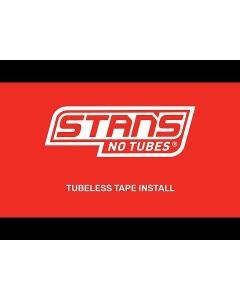 No Tubes rim tape 10yd x 27mm vanneteippi