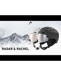 Head Rachel MIPS 2021 naisten laskettelukypärä