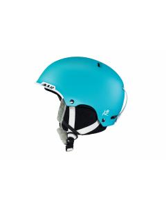 K2 Meridian naisten laskettelukypärä-turkoosi