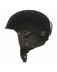 K2 Stash 2020 laskettelu/pyöräilykypärä musta