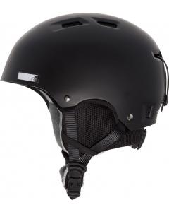 K2 Verdict laskettelu/pyöräilykypärä musta