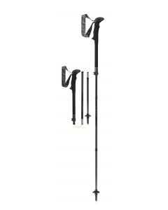 Leki Micro Vario Carbon Black Series kävelysauvat