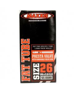 Maxxiss Fatbike tube 26x3.8/5.0 Presta sisäkumi