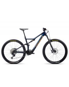 Orbea Rise M20 2021 täysjousitettu sähkömaastopyörä