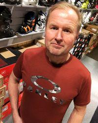 Kauppias - Juha - Ski Out Bike