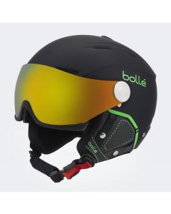 Bollé Backline Visor Premium 2019 musta/vihreä