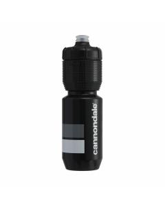 Cannondale Block Gripper Bottle 750 ml juomapullo kirkas/musta