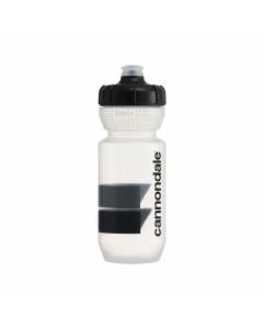 Cannondale Block Gripper Bottle 600 ml juomapullo musta/valkoinen