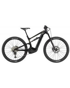 Cannondale Habit Neo 3 2021 täysjousitettu sähkömaastopyörä
