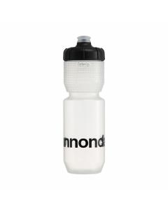 Cannondale Logo Gripper Bottle 750 ml juomapullo kirkas/musta