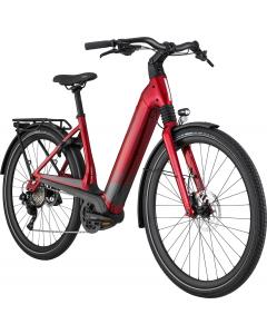 Cannondale Mavaro Neo 5+ 2021 sähköhybridi/citypyörä