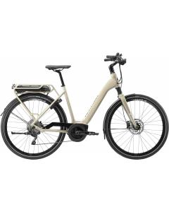 Cannondale Mavaro Active City 2020 sähköhybridipyörä punainen