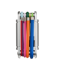Fabric 11 in 1 Color Coded Mini Tool työkalusetti