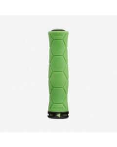 Fabric Semi Ergo Silicone Lock-on Grips kädensijat