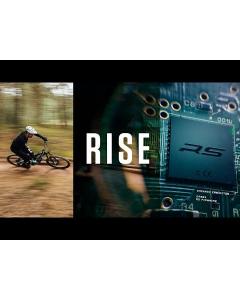 Orbea Rise M10 2021 täysjousitettu sähkömaastopyörä