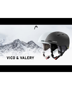 Head Vico MIPS 2021 miesten laskettelukypärä