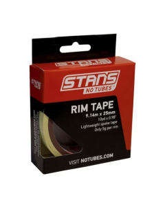 No Tubes rim tape 10yd x 25mm vanneteippi