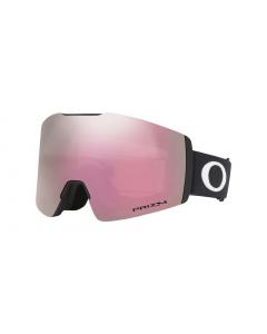 Oakley Fall Line MX Matte Black Prizm Hi Pink GBL laskettelulasit