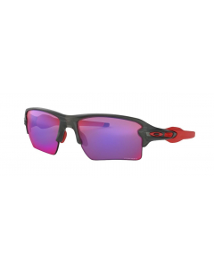 Oakley Flak 2.0 XL Matte Grey Smoke Prizm Rose urheilu/aurinkolasit