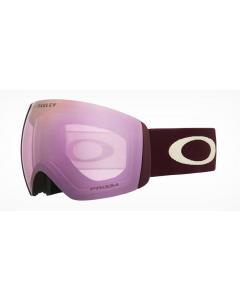Oakley Flight Deck Grenache Grey Prizm Hi Pink GBL laskettelulasit