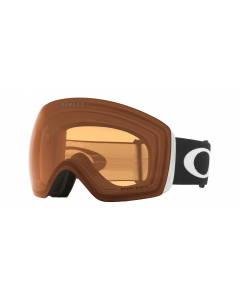 Oakley Flight Deck Matte Black Prizm Persimmon GBL laskettelulasit