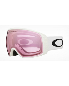 Oakley Flight Tracker Matte White Prizm Hi Pink GBL laskettelulasit