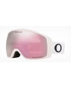Oakley Flight Tracker XM Matte White Prizm Hi Pink GBL laskettelulasit