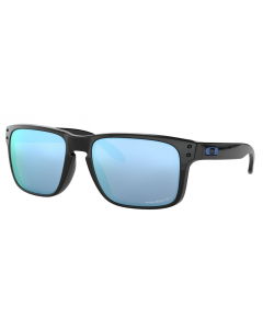 Oakley Holbrook Polished Black Prizm Deep H2O Polarized aurinkolasit