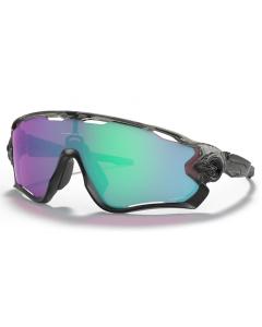 Oakley Jawbreaker Grey Ink Prizm Road Jade urheilu/aurinkolasit