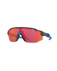 Oakley Radar EV Advancer Matte Carbon Prizm Trail Torch urheilulasit