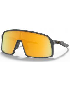 Oakley Sutro Matte Carbon Prizm 24K urheilu/aurinkolasit