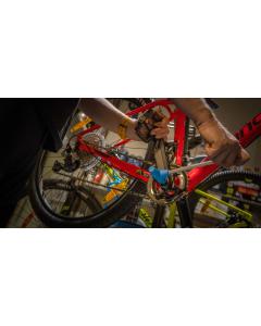 Polkupyörän ensihuolto - Vaihteiden tarkistus ja säätö