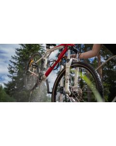 Polkupyörän kausihuolto - Pyörän puhdistus
