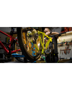 Polkupyörän täyshuolto -  Jarrujen tarkistus ja huolto