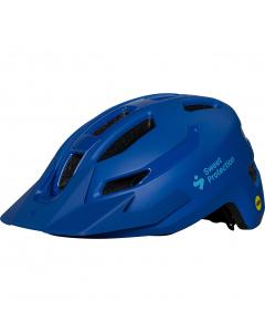 Sweet Protection Ripper MIPS Helmet JR lasten ja nuorten pyöräilykypärä sininen