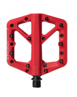 Crankbrothers Pedal Stamp polkimet punainen